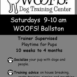 Woofs Dog Training Center Pet Boarding Pet Sitting