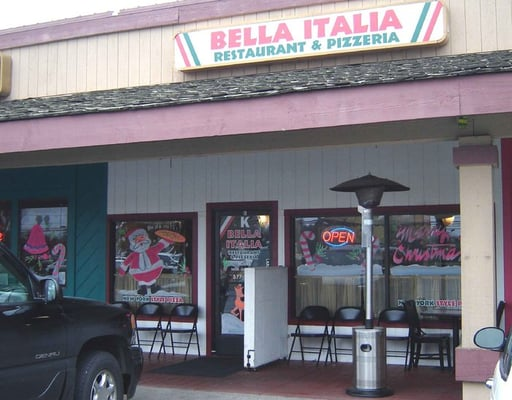 Restaurants Italian Near Me: Bella Italia