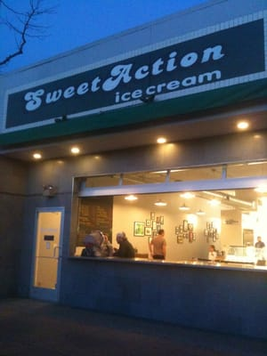 Sweet Action Ice Cream