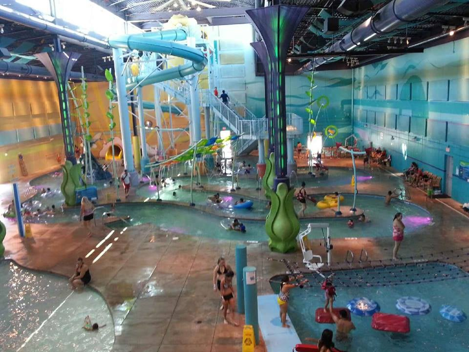 30 000 Sq Ft Of Indoor Water Park Yelp