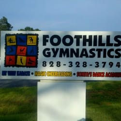Foothills Gymnastics Training Center Gyms Hickory Nc