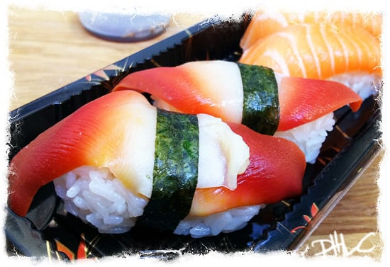 surf clam sushi | Yelp