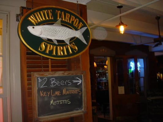 White Tarpon Wine and Liquor