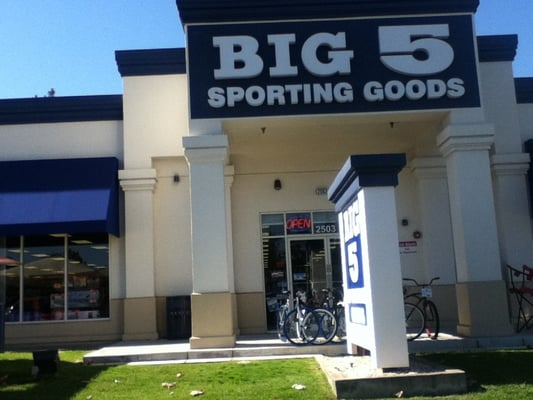 Big 5 Sporting Goods store or outlet store located in Santa Rosa, California - Coddingtown Mall location, address: Coddingtown Ctr, Santa Rosa, California - CA Find information about hours, locations, online information and users ratings and reviews. Save money on Big 5 Sporting Goods and find store or outlet near me.3/5(1).