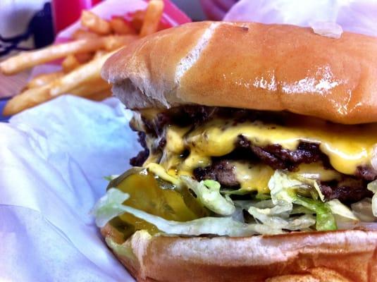 Griffs Burger Bar Burgers Albuquerque Nm Yelp