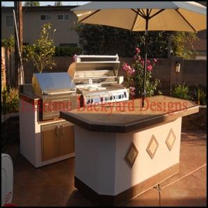 Extreme Backyard Designs - 46 Photos - Appliances ...