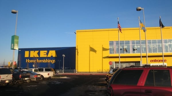 Ikea Ikea stores in Portland OR - Hours, locations and phones Find here all the Ikea stores in Portland OR. To access the details of the store (locations, store hours, website and current deals) click on the location or the store name.