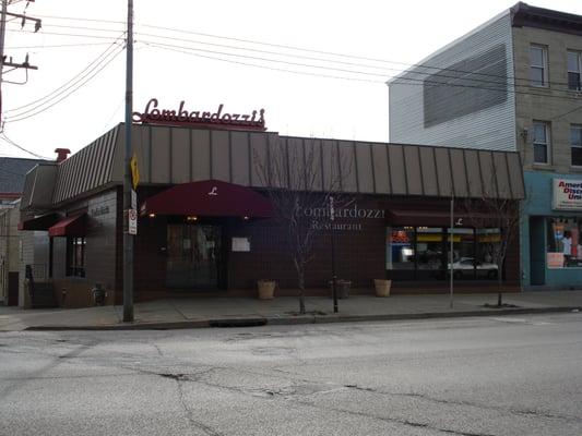Lombardozzi S Restaurant Pittsburgh Pa