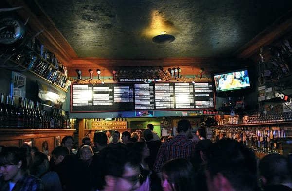 Toronado Dive Bars Lower Haight San Francisco Ca