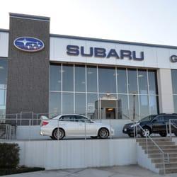 Gillman Subaru San Antonio logo
