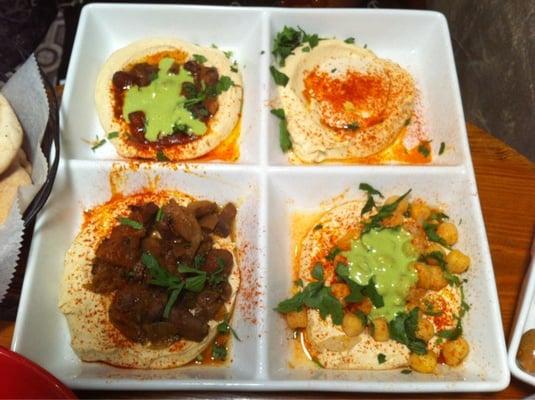 Hummus Kitchen New York Ny