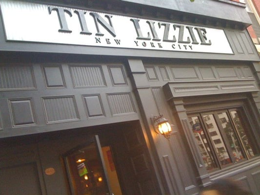 Tin Lizzie Closed Pubs New York Ny Yelp