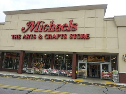 michaels crafts locations massachusetts