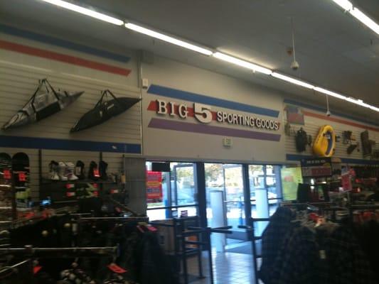 big 5 sporting goods sporting goods 11060 san pablo ave el cerrito ca reviews photos. Black Bedroom Furniture Sets. Home Design Ideas