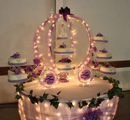 Rental Cinderella Cake Stand Yelp