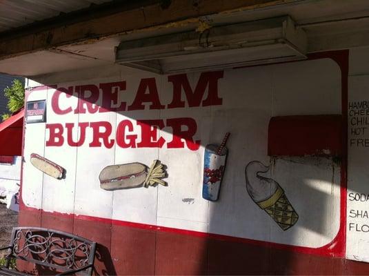 Cream Burger Third Ward Houston Tx Yelp