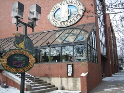 Vermont Pub Amp Brewery Burlington Vt Yelp