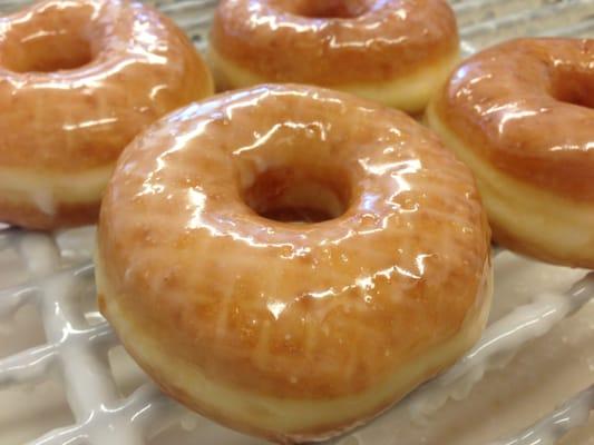 This donut needs no reglazing