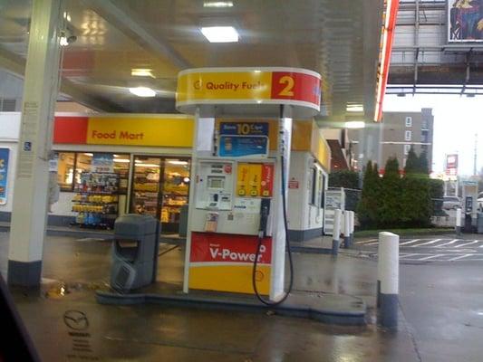 Shell Foodmart & Car Wash-Ars West