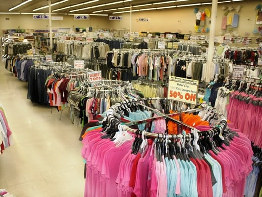 Clothing stores san diego