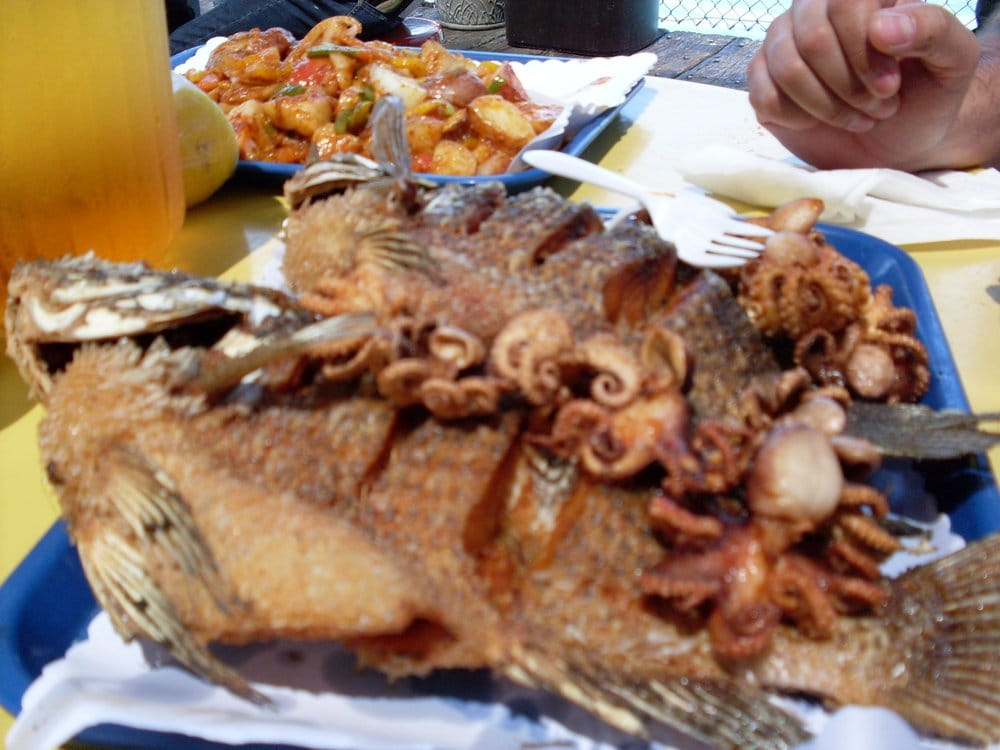 San Pedro Seafood Restaurants