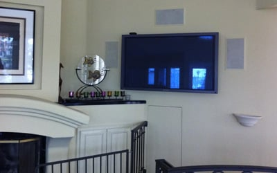 3 1 In Wall Speaker Installation Yelp